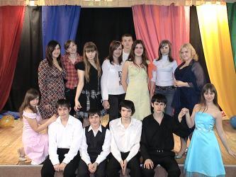Выпуск 2007 г. Класс преподавателя Веретенниковой Л.П.